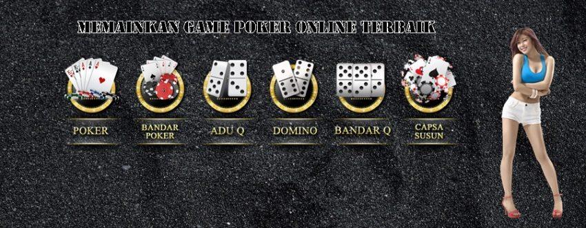 Memainkan Game Poker Online Terbaik